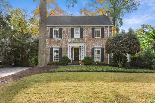 586 Collier Road NW, Atlanta, GA 30318 (MLS #6644403) :: Kennesaw Life Real Estate