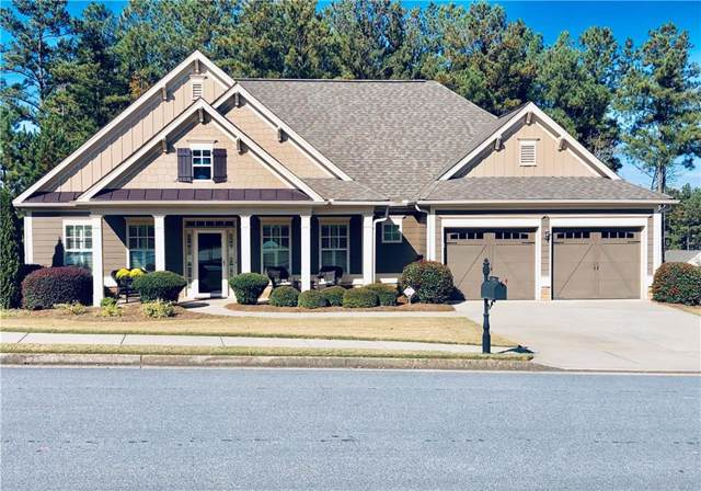 19 Featherstone Place, Dallas, GA 30132 (MLS #6644426) :: RE/MAX Paramount Properties