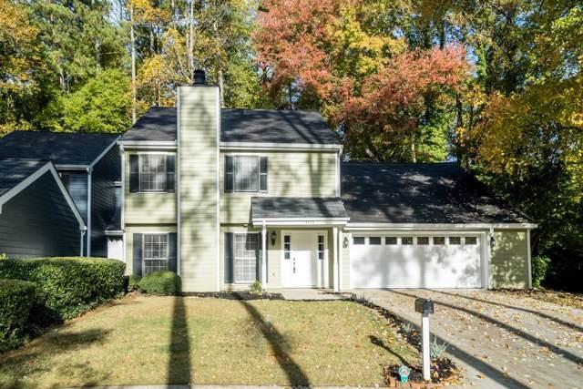 4573 Village Oaks Drive, Dunwoody, GA 30338 (MLS #6644429) :: Kennesaw Life Real Estate