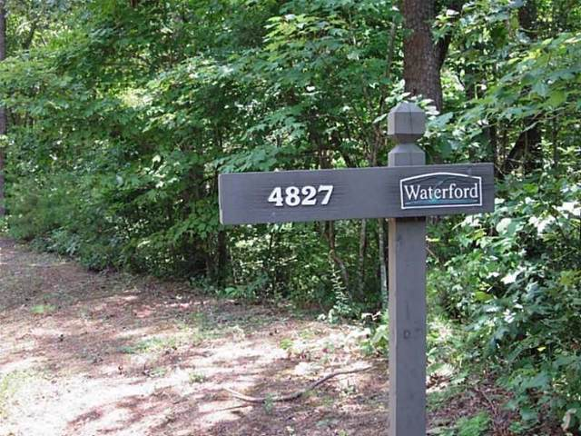 4827 Waterford Way, Big Canoe, GA 30143 (MLS #6644431) :: Charlie Ballard Real Estate