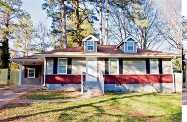 2802 Mcafee Road, Decatur, GA 30032 (MLS #6644453) :: Dillard and Company Realty Group