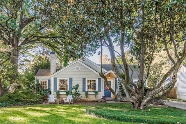 348 Hascall Road NW, Atlanta, GA 30309 (MLS #6644457) :: Good Living Real Estate