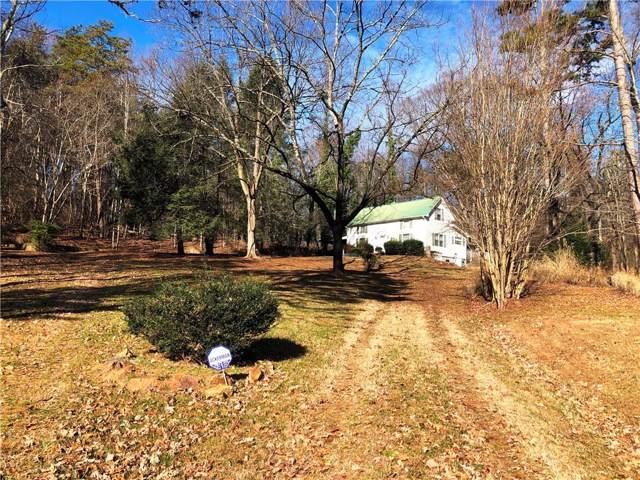 1 Rock House Road, Dahlonega, GA 30533 (MLS #6644468) :: The North Georgia Group