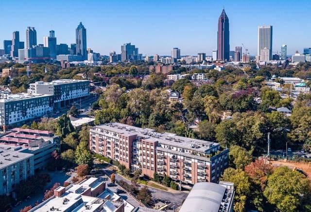 640 Glen Iris Drive NE #306, Atlanta, GA 30308 (MLS #6644474) :: The Zac Team @ RE/MAX Metro Atlanta
