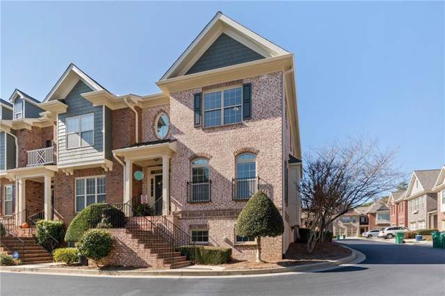 10316 Monarch Way, Johns Creek, GA 30022 (MLS #6644490) :: The Butler/Swayne Team
