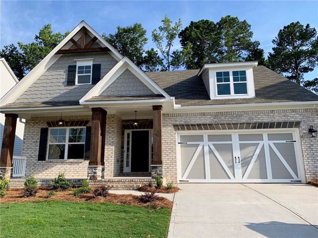 324 Coppergate Court, Holly Springs, GA 30115 (MLS #6644500) :: The Realty Queen Team