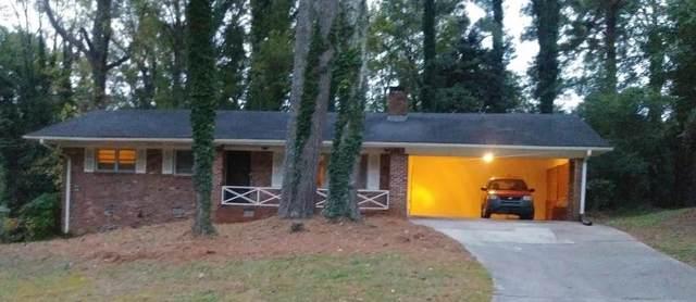 4373 Langdon Drive, Decatur, GA 30035 (MLS #6644517) :: RE/MAX Prestige