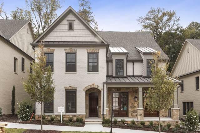 4766 Wieuca Road NE, Atlanta, GA 30342 (MLS #6644521) :: Charlie Ballard Real Estate