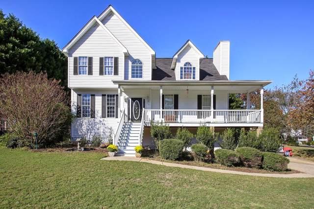 22 Cricket Court, Dallas, GA 30157 (MLS #6644534) :: Charlie Ballard Real Estate