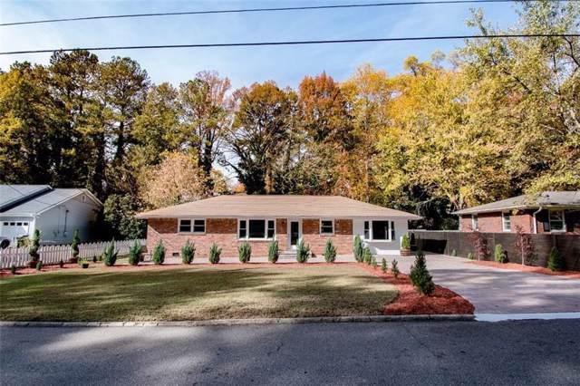 450 Oriole Drive, Marietta, GA 30067 (MLS #6644569) :: Charlie Ballard Real Estate