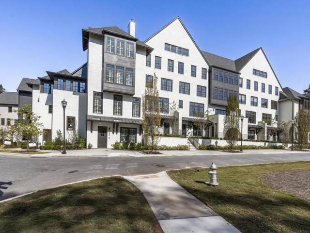 6619 Aria Boulevard #118, Sandy Springs, GA 30328 (MLS #6644638) :: Dillard and Company Realty Group