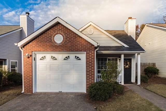 2015 Brittania Circle, Woodstock, GA 30188 (MLS #6644672) :: Charlie Ballard Real Estate