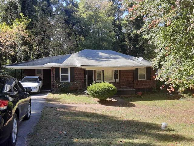 1653 SE Terry Mill Road, Atlanta, GA 30316 (MLS #6644675) :: The North Georgia Group