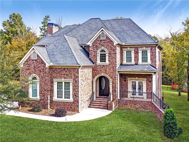 4095 James Lake Drive, Conley, GA 30288 (MLS #6644689) :: The Heyl Group at Keller Williams