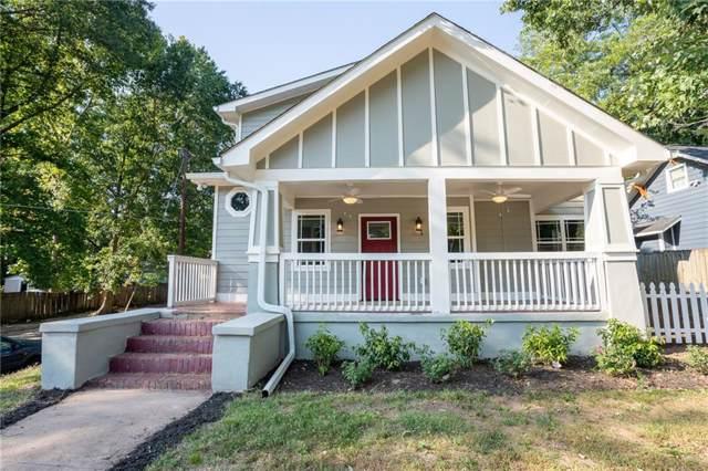 1453 Beecher Street SW, Atlanta, GA 30310 (MLS #6644692) :: Charlie Ballard Real Estate