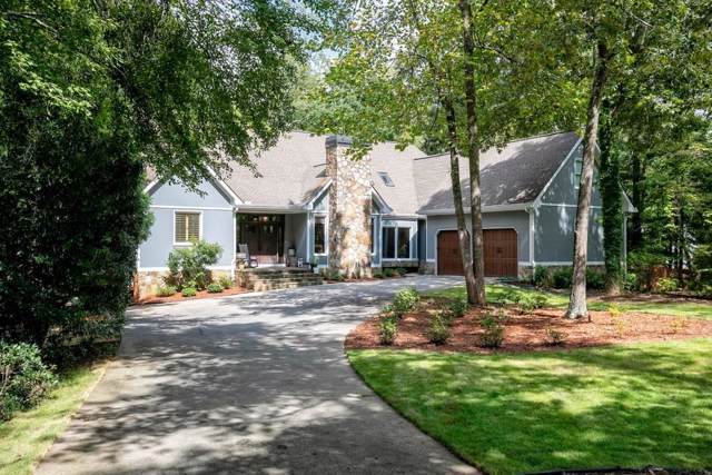 2020 Stonehedge Road, Roswell, GA 30075 (MLS #6644694) :: Charlie Ballard Real Estate