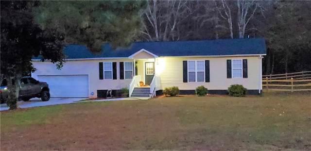 210 Bill Beasley Road, Bowdon, GA 30108 (MLS #6644704) :: Kennesaw Life Real Estate