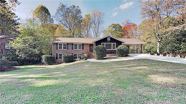 644 Brookline Drive SE, Marietta, GA 30067 (MLS #6644710) :: Charlie Ballard Real Estate