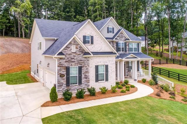 10100 Peaks Parkway, Milton, GA 30004 (MLS #6644716) :: The Zac Team @ RE/MAX Metro Atlanta