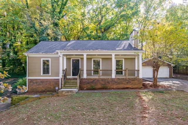 1960 Trophy Drive, Marietta, GA 30062 (MLS #6644722) :: Charlie Ballard Real Estate