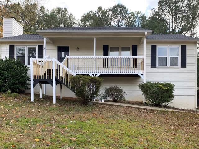 2798 Pine Meadow Drive, Marietta, GA 30066 (MLS #6644784) :: Iconic Living Real Estate Professionals