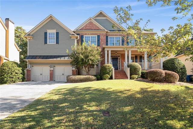 1743 Autumn Sage Drive, Dacula, GA 30019 (MLS #6644815) :: Charlie Ballard Real Estate