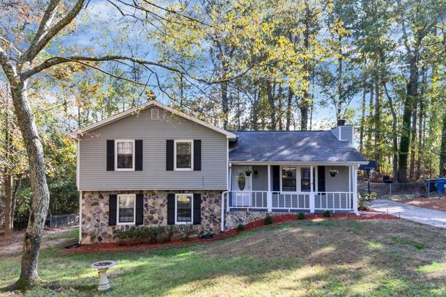 826 Loggins Trail, Lawrenceville, GA 30043 (MLS #6644819) :: North Atlanta Home Team