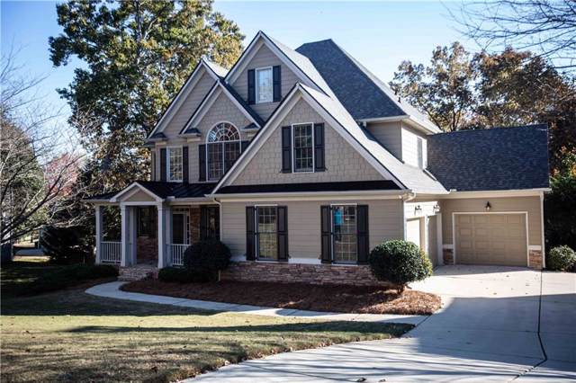408 Mill Crossing, Canton, GA 30114 (MLS #6644822) :: Iconic Living Real Estate Professionals