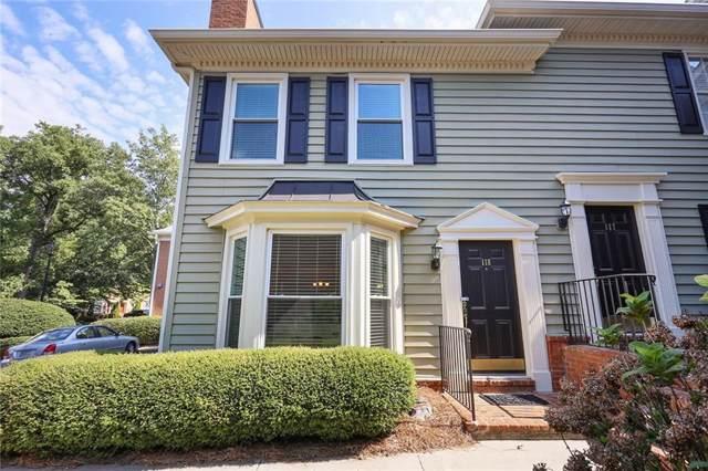118 Mount Vernon Circle, Atlanta, GA 30338 (MLS #6644824) :: Path & Post Real Estate