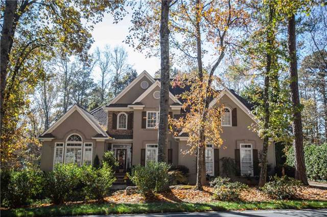 4676 Bishop Lake Road, Marietta, GA 30062 (MLS #6644829) :: Iconic Living Real Estate Professionals