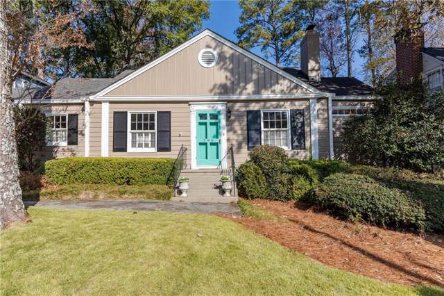 799 Longwood Drive NW, Atlanta, GA 30305 (MLS #6644876) :: The Zac Team @ RE/MAX Metro Atlanta