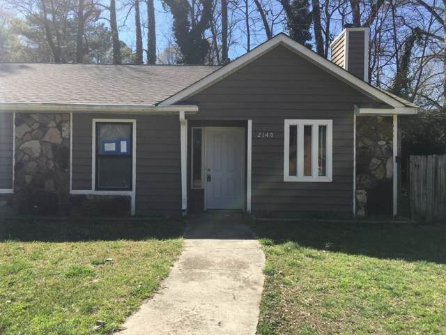 2140 Valley Oaks Drive SE, Smyrna, GA 30080 (MLS #6644884) :: Dillard and Company Realty Group