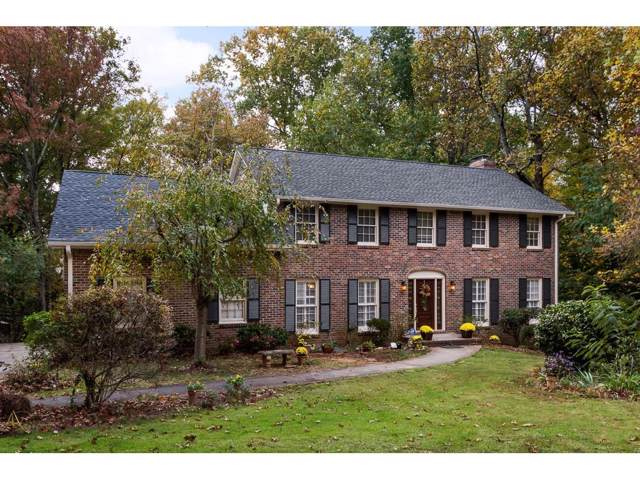 5098 Vernon Oaks Drive, Dunwoody, GA 30338 (MLS #6644914) :: Dillard and Company Realty Group