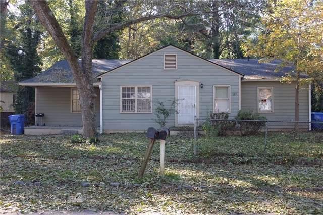 1373 Epworth Street SW, Atlanta, GA 30310 (MLS #6644930) :: North Atlanta Home Team