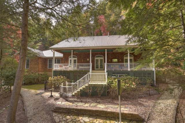 287 Wedowee Court, Ellijay, GA 30540 (MLS #6644939) :: The North Georgia Group