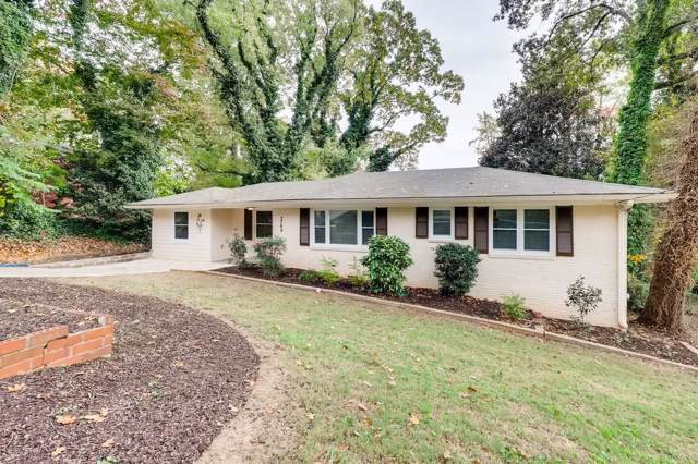 2769 Flagstone Drive SE, Atlanta, GA 30316 (MLS #6644949) :: The North Georgia Group