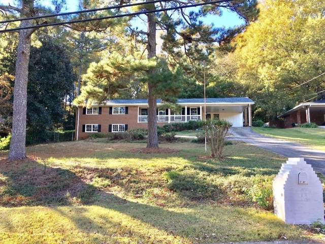 1731 Smithwood Drive, Marietta, GA 30062 (MLS #6644951) :: North Atlanta Home Team