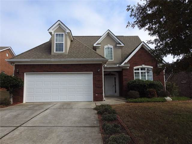 8709 Spivey Village Trail, Jonesboro, GA 30236 (MLS #6644956) :: North Atlanta Home Team