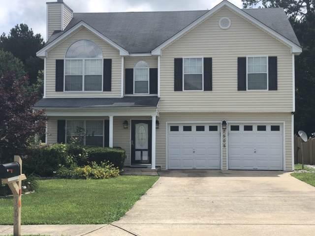 7505 Congregation Street, Fairburn, GA 30213 (MLS #6644989) :: North Atlanta Home Team