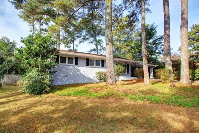 159 Forest Glen Circle, Avondale Estates, GA 30002 (MLS #6645007) :: The Heyl Group at Keller Williams