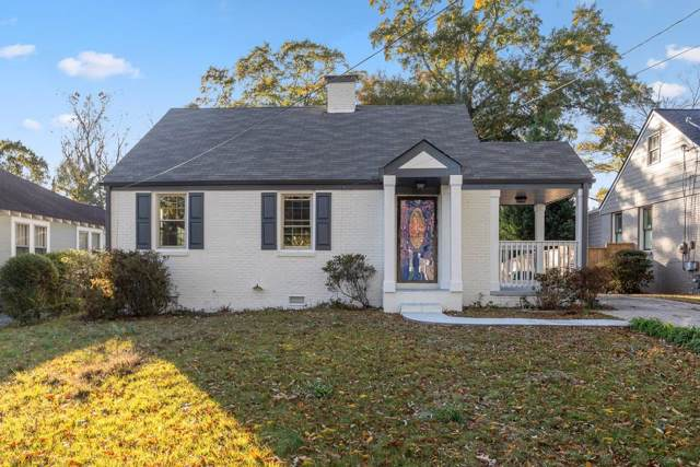 3197 Oakdale Road, Hapeville, GA 30354 (MLS #6645025) :: RE/MAX Paramount Properties