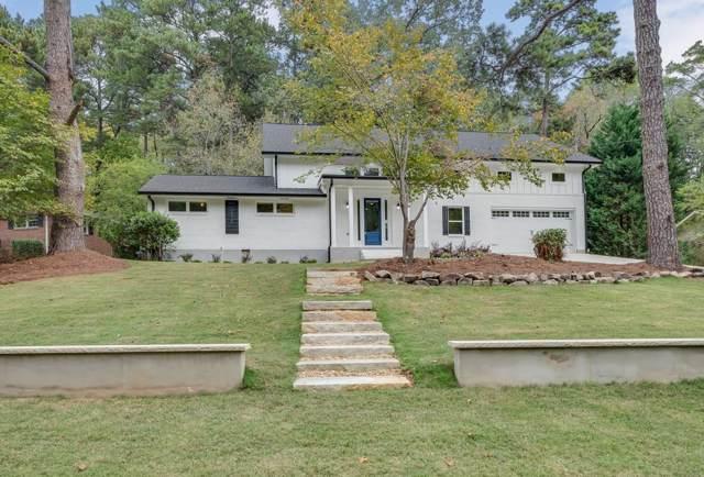 2429 Briarmoor Road NE, Atlanta, GA 30345 (MLS #6645073) :: North Atlanta Home Team