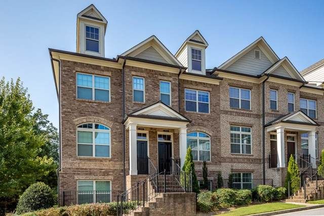 7585 Highland Bluff, Atlanta, GA 30328 (MLS #6645080) :: North Atlanta Home Team