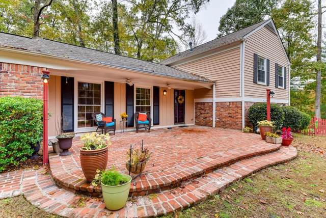 180 Hitching Post Court SE, Marietta, GA 30067 (MLS #6645082) :: Dillard and Company Realty Group