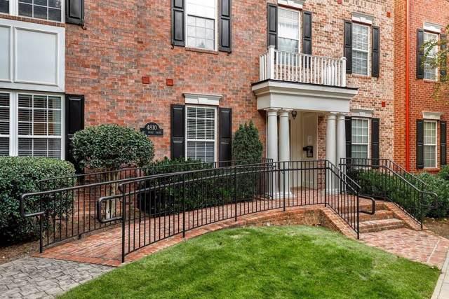 4810 Ivy Ridge Drive SE #201, Smyrna, GA 30080 (MLS #6645083) :: Dillard and Company Realty Group