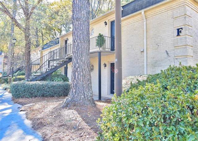 5400 Roswell Road F1, Sandy Springs, GA 30342 (MLS #6645094) :: RE/MAX Prestige