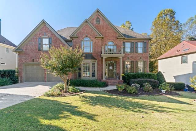 1225 Lamont Circle, Dacula, GA 30019 (MLS #6645097) :: Charlie Ballard Real Estate