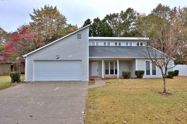 600 Applewood Lane NW, Marietta, GA 30064 (MLS #6645120) :: Dillard and Company Realty Group