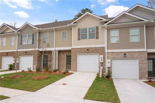 8443 Douglass Trail #90, Jonesboro, GA 30236 (MLS #6645135) :: North Atlanta Home Team