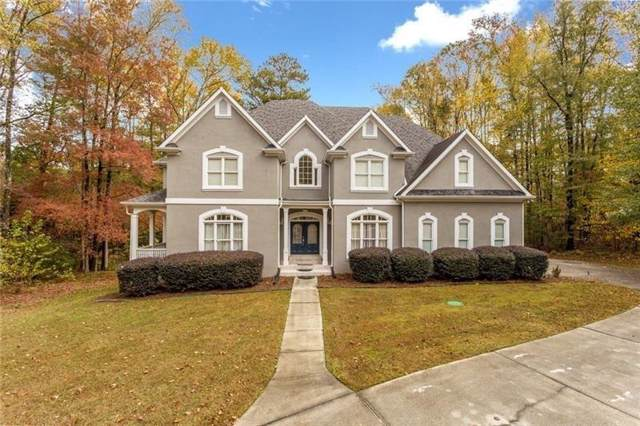 5637 Stonehaven Drive, Stone Mountain, GA 30087 (MLS #6645157) :: Path & Post Real Estate